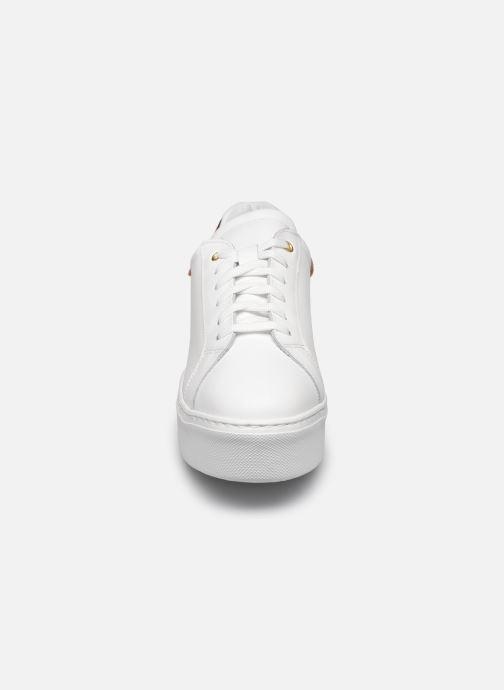 Sneaker Dune London ELDEN weiß schuhe getragen