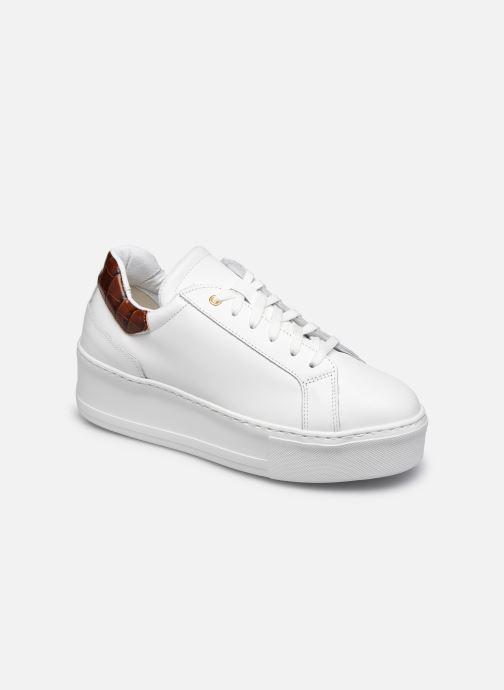 Sneaker Dune London ELDEN weiß detaillierte ansicht/modell