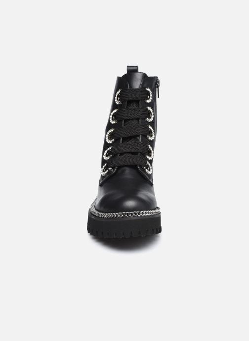 Bottines et boots Dune London PAVILLION Noir vue portées chaussures