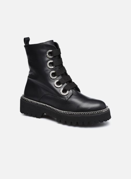 Bottines et boots Dune London PAVILLION Noir vue détail/paire