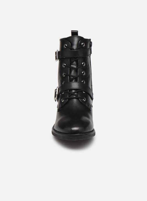 Bottines et boots Dune London PAXTONE Noir vue portées chaussures