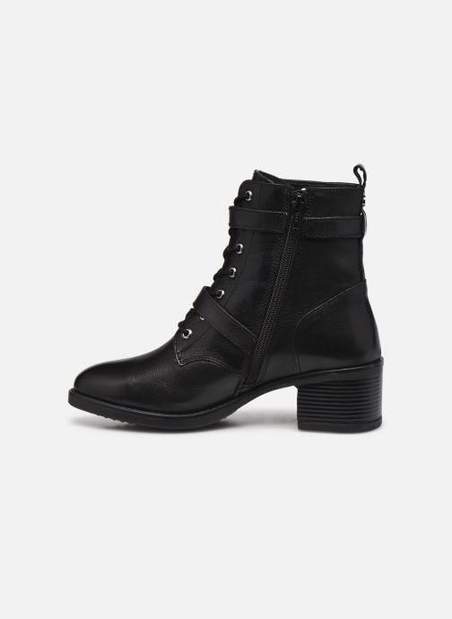 Bottines et boots Dune London PAXTONE Noir vue face
