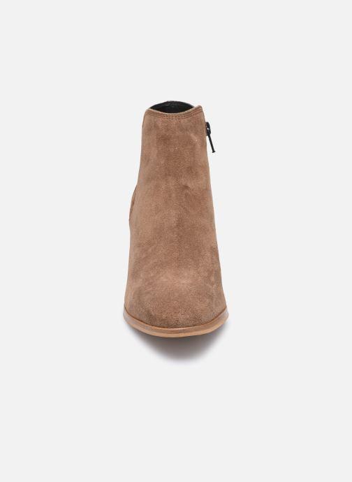 Stiefeletten & Boots Dune London PAYGE braun schuhe getragen