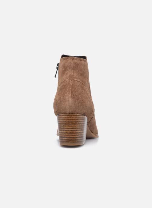 Stiefeletten & Boots Dune London PAYGE braun ansicht von rechts