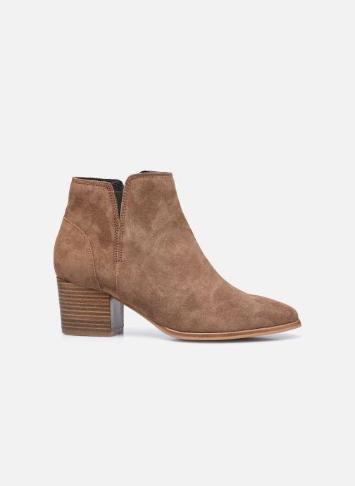 Stiefeletten & Boots Dune London PAYGE braun ansicht von hinten