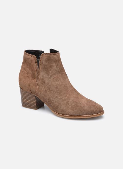 Stiefeletten & Boots Dune London PAYGE braun detaillierte ansicht/modell
