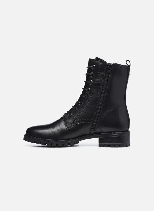 Bottines et boots Dune London PRESTONE Noir vue face