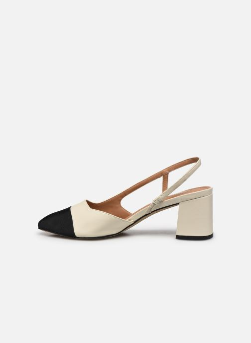 Zapatos de tacón Dune London CROFTS Blanco vista de frente
