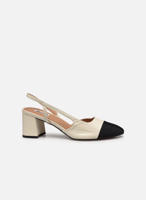 Zapatos de tacón Dune London CROFTS Blanco vistra trasera