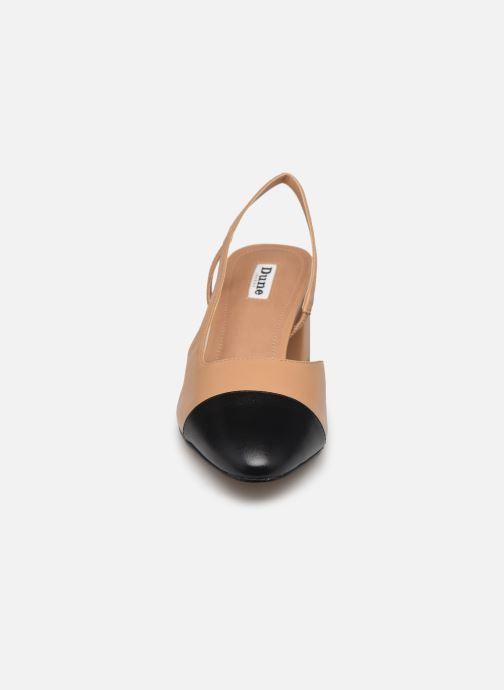 Zapatos de tacón Dune London CROFTS Marrón vista del modelo