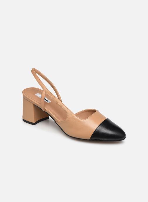 Zapatos de tacón Dune London CROFTS Marrón vista de detalle / par