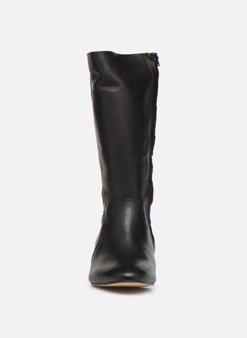 Bottes COSMOPARIS WARREN Noir vue portées chaussures