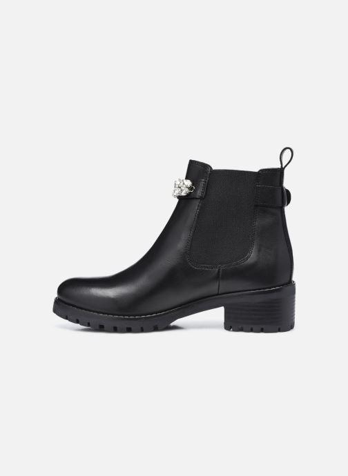 Bottines et boots COSMOPARIS KAMILA Noir vue face