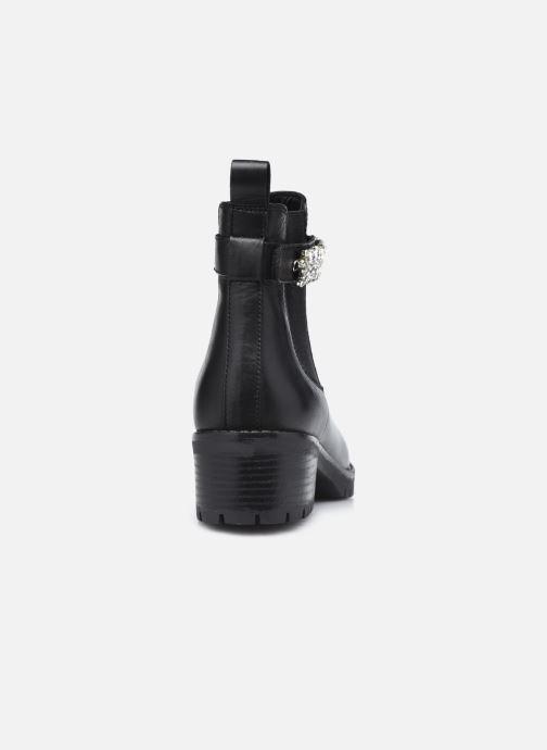 Bottines et boots COSMOPARIS KAMILA Noir vue droite