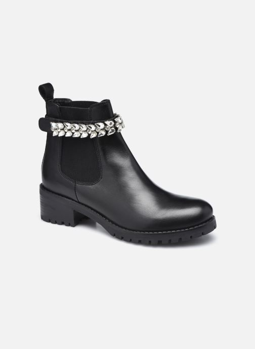 Bottines et boots COSMOPARIS KAMILA Noir vue détail/paire