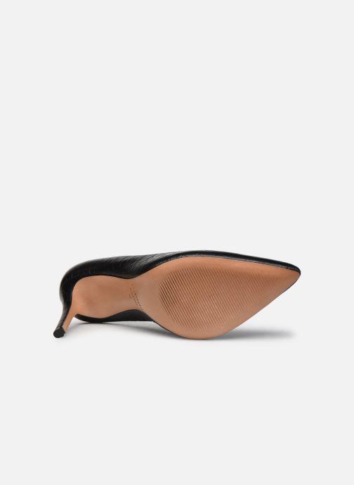 Zapatos de tacón COSMOPARIS AZOA Negro vista de arriba