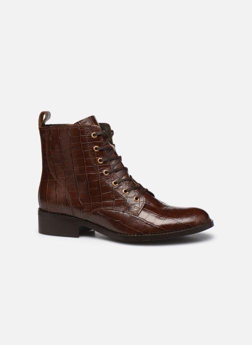 Bottines et boots COSMOPARIS FIBI Marron vue derrière
