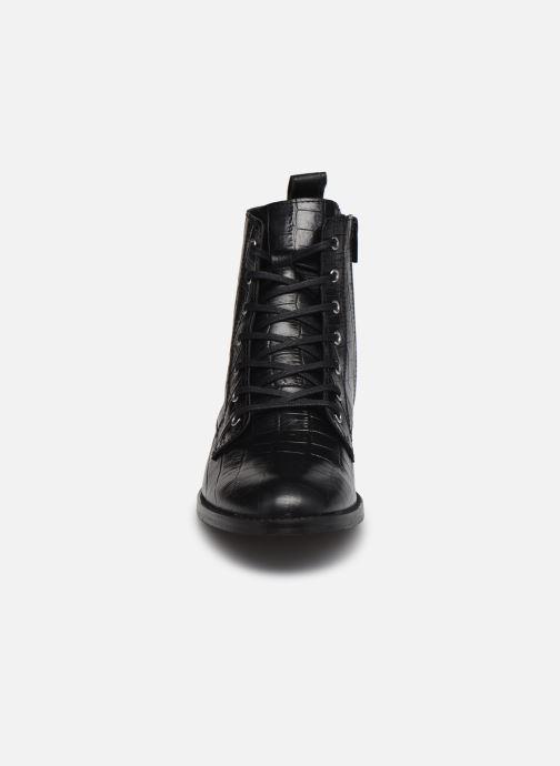 Bottines et boots COSMOPARIS FIBI Noir vue portées chaussures