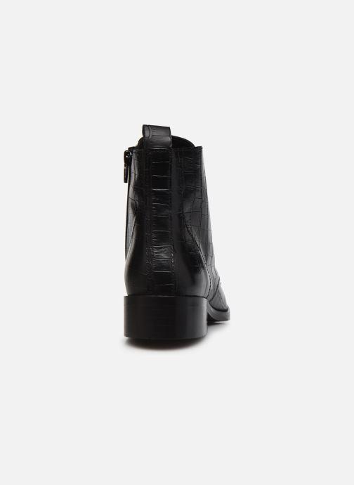 Bottines et boots COSMOPARIS FIBI Noir vue droite