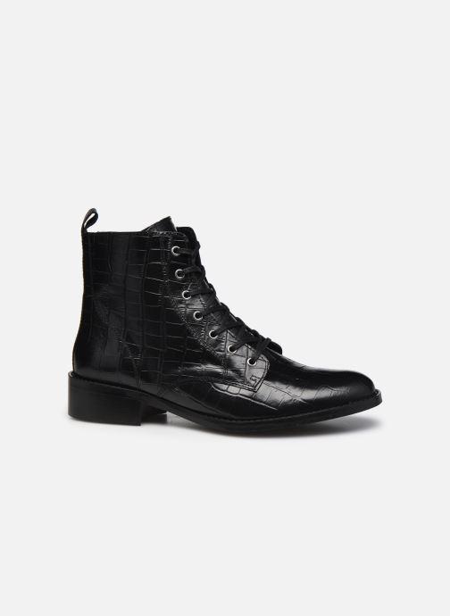 Bottines et boots COSMOPARIS FIBI Noir vue derrière