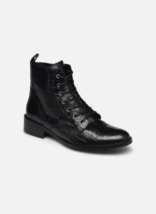 Bottines et boots COSMOPARIS FIBI Noir vue détail/paire