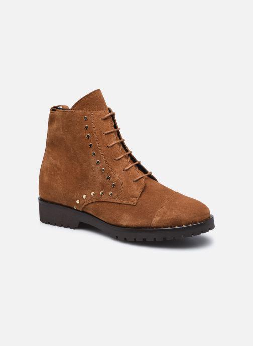 Stiefeletten & Boots COSMOPARIS VANESA braun detaillierte ansicht/modell