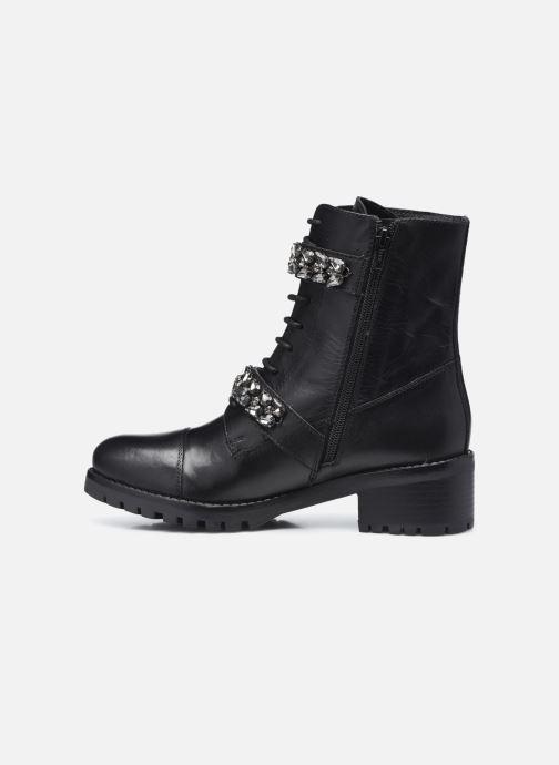 Stiefeletten & Boots COSMOPARIS KRISTAL schwarz ansicht von vorne