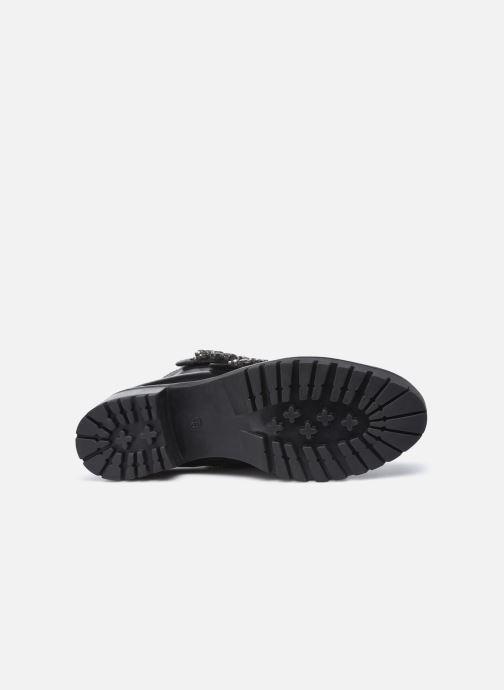 Stiefeletten & Boots COSMOPARIS KRISTAL schwarz ansicht von oben