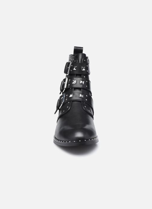Bottines et boots COSMOPARIS GALIANA Noir vue portées chaussures
