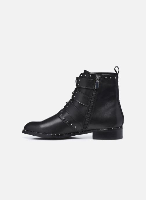Bottines et boots COSMOPARIS GALIANA Noir vue face