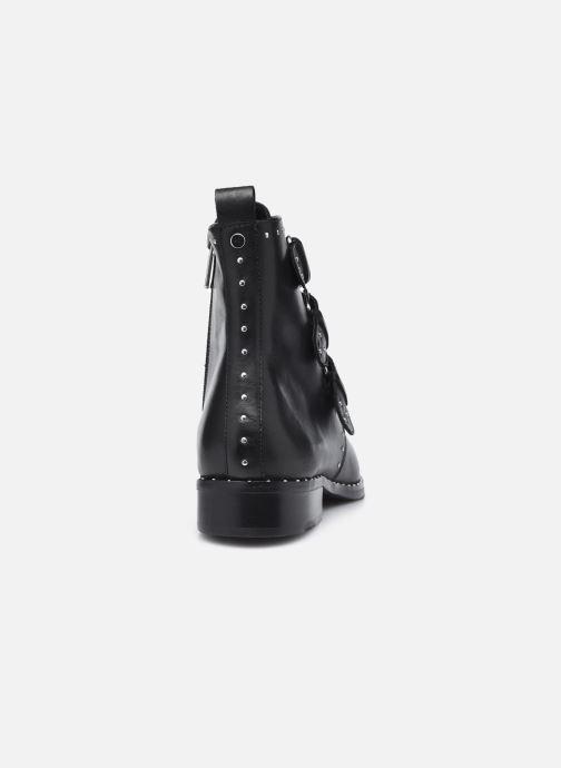 Bottines et boots COSMOPARIS GALIANA Noir vue droite