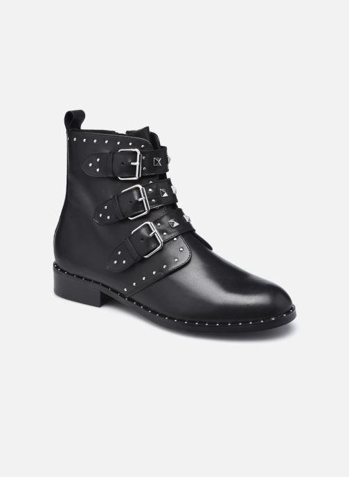 Bottines et boots COSMOPARIS GALIANA Noir vue détail/paire