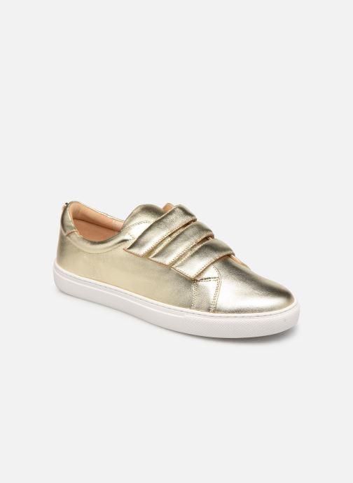 Sneaker COSMOPARIS HAJIA/MET gold/bronze detaillierte ansicht/modell