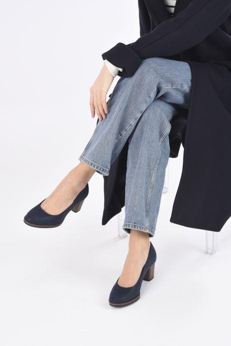 Zapatos de tacón Marco Tozzi Erven Azul vista de abajo