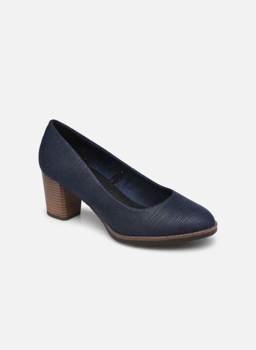 Zapatos de tacón Marco Tozzi Erven Azul vista de detalle / par