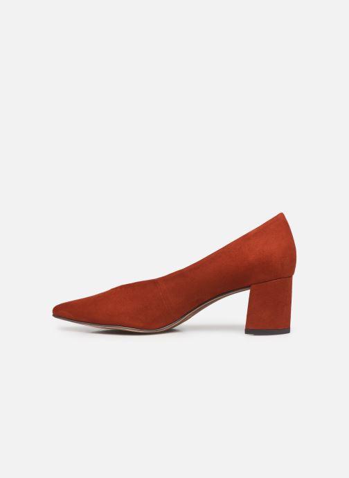 Zapatos de tacón Marco Tozzi Elize Rojo vista de frente
