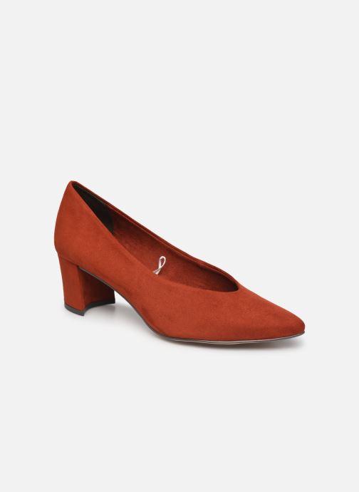 Zapatos de tacón Marco Tozzi Elize Rojo vista de detalle / par