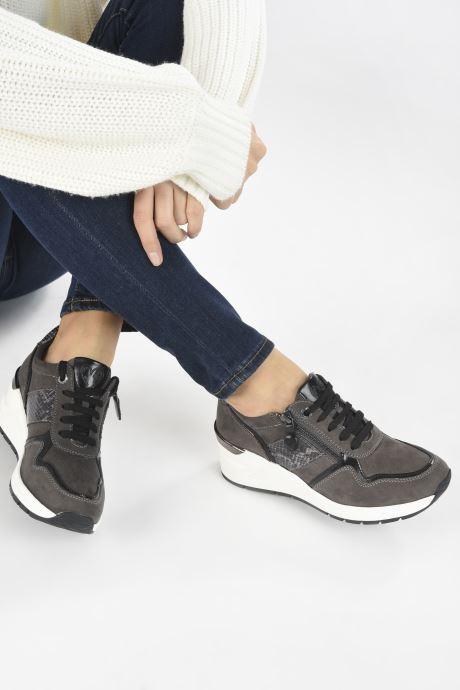 Sneakers Marco Tozzi Briana Grigio immagine dal basso