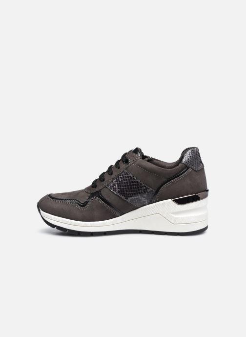 Sneakers Marco Tozzi Briana Grigio immagine frontale