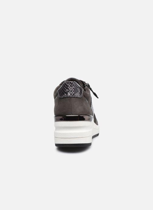 Sneakers Marco Tozzi Briana Grigio immagine destra