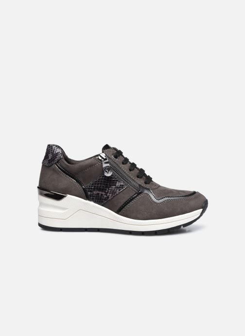 Sneakers Marco Tozzi Briana Grigio immagine posteriore