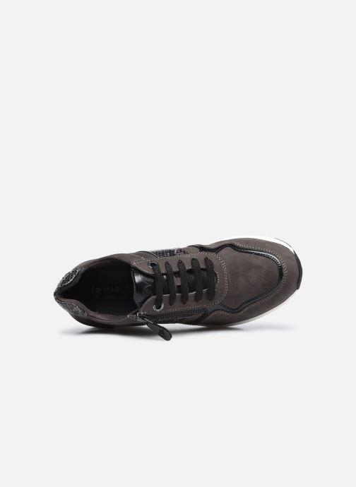 Sneakers Marco Tozzi Briana Grigio immagine sinistra