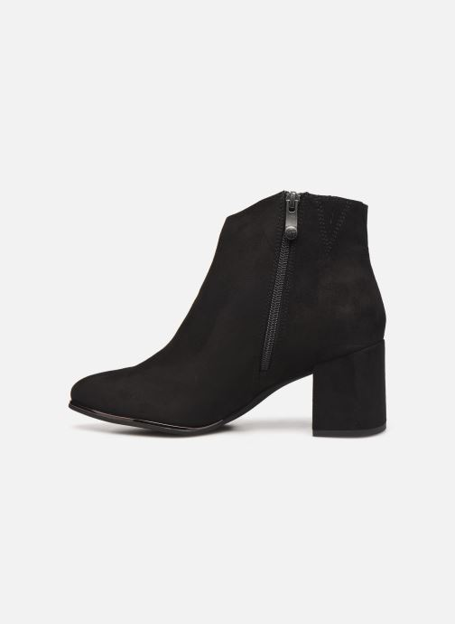 Bottines et boots Marco Tozzi Estila Noir vue face