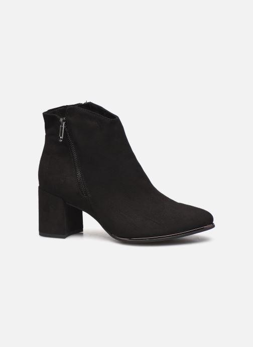 Boots en enkellaarsjes Marco Tozzi Estila Zwart achterkant