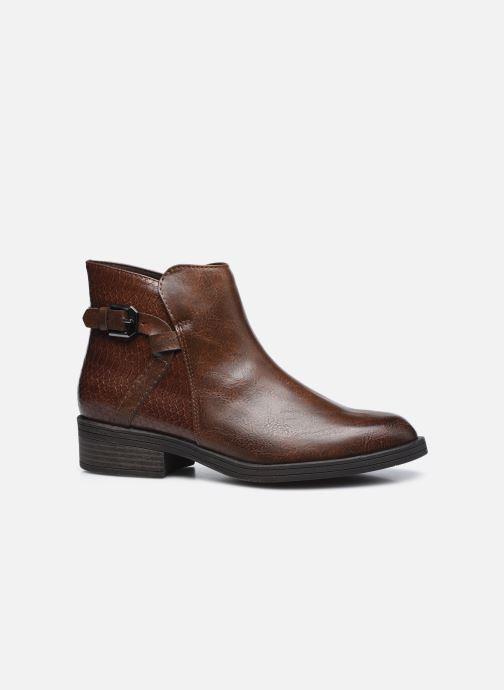 Stiefeletten & Boots Marco Tozzi Bedia braun ansicht von hinten