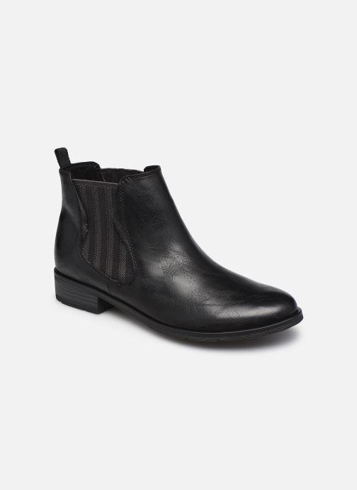Boots en enkellaarsjes Marco Tozzi Norma Zwart detail