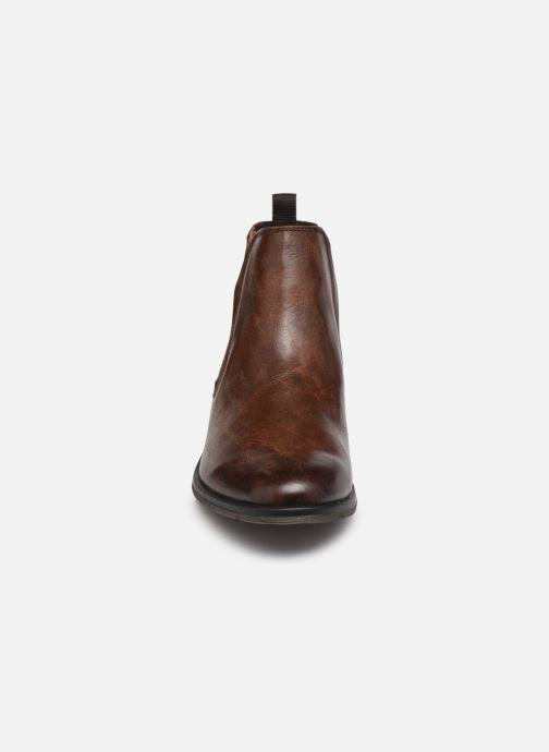 Bottines et boots Marco Tozzi Norma Marron vue portées chaussures