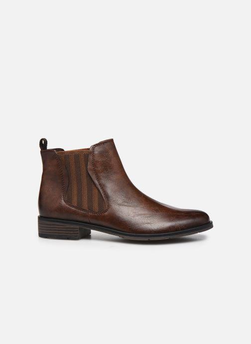 Bottines et boots Marco Tozzi Norma Marron vue derrière