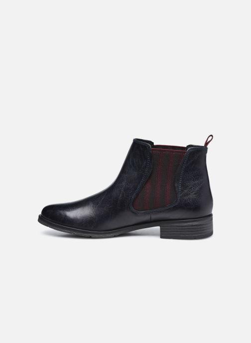 Stiefeletten & Boots Marco Tozzi Norma blau ansicht von vorne
