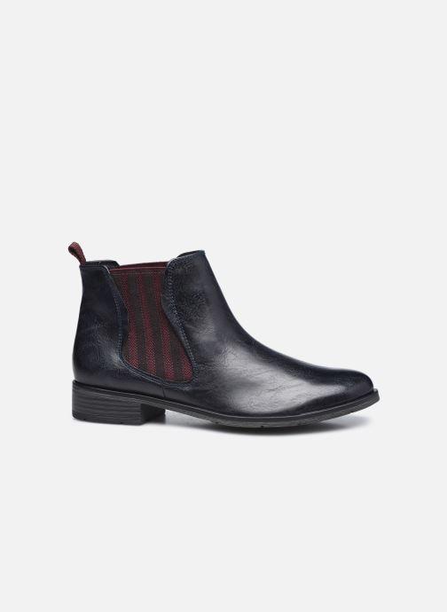 Stiefeletten & Boots Marco Tozzi Norma blau ansicht von hinten
